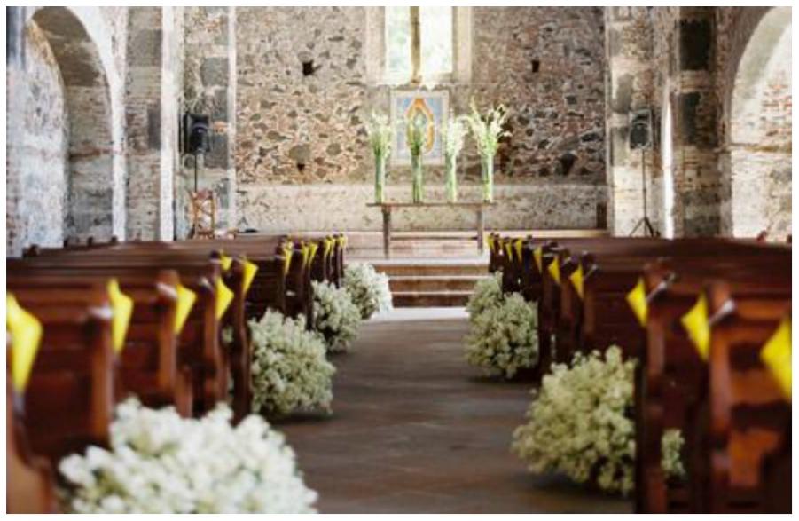 Matrimonio Tema Candele E Lanterne : Idee per allestire la chiesa