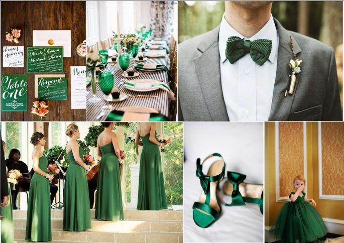 Matrimonio In Verde : Matrimonio in verde