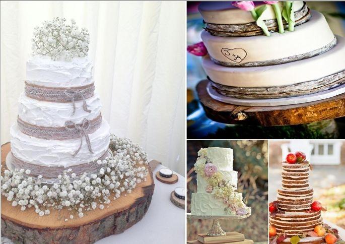 Amato Torte nuziali? Foto, stili, idee per la tua wedding cake MV75