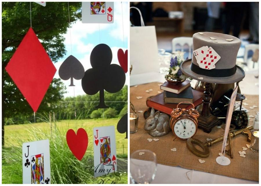 Tema Matrimonio Wonderland : Alice nel paese delle meraviglie un matrimonio a tema