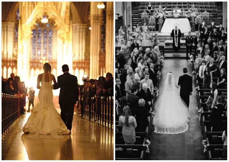 Matrimonio In Arrivo : Motivi per aspettare la sposa in chiesa