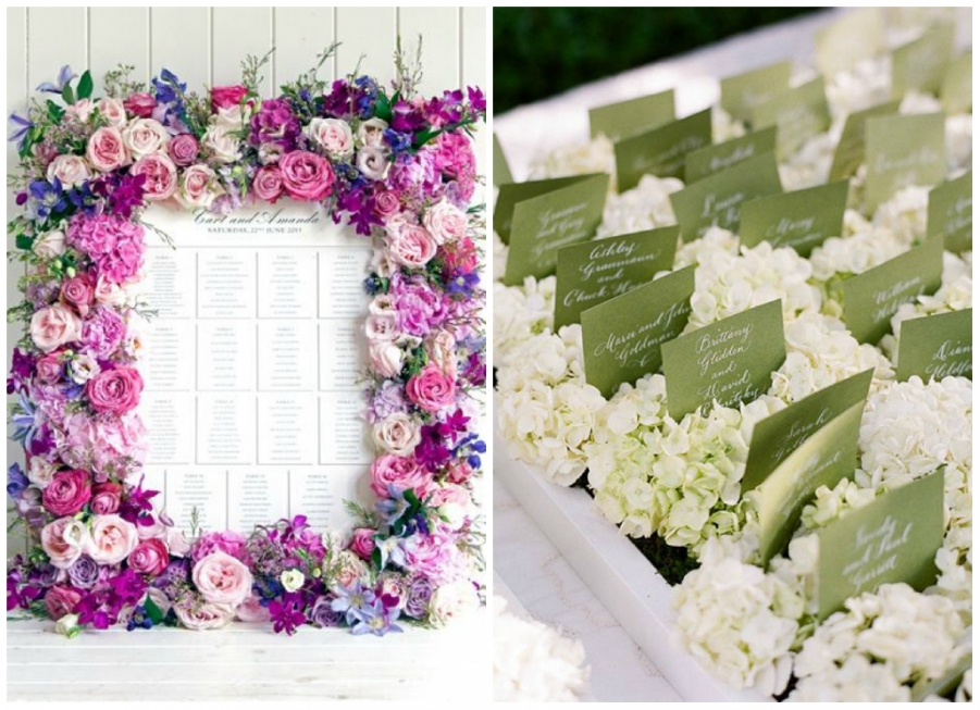 Tema Matrimonio Originale 2018 : Tableau per il tuo matrimonio tanti stili tante idee