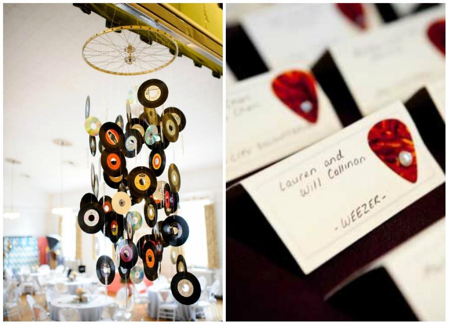 Matrimonio Tema Musical : Tableau per il tuo matrimonio tanti stili tante idee
