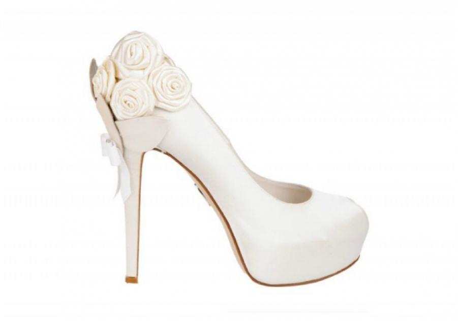 Scarpe Sposa Tacco 12.Le Scarpe Da Sposa Come Sceglierle Come Resistere Al Tacco Alto