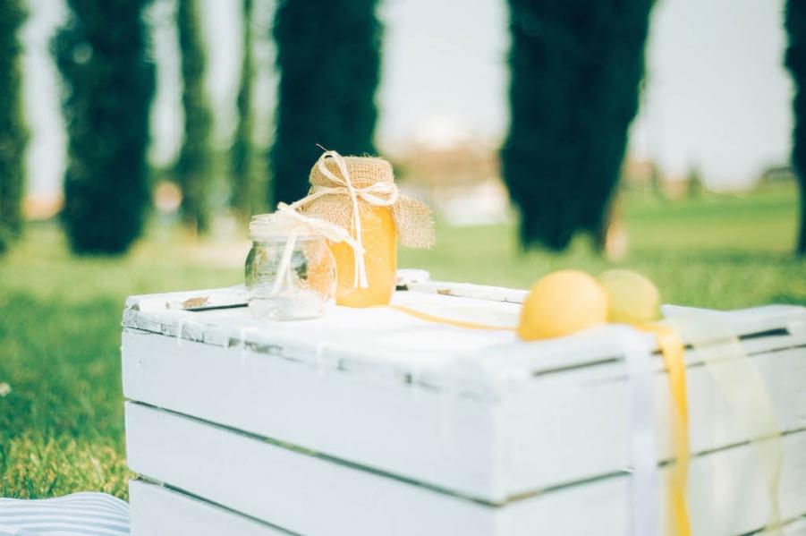 Matrimonio Tema Limoni : Partecipazioni a tema limoni matrimonio tema capri set di etsy