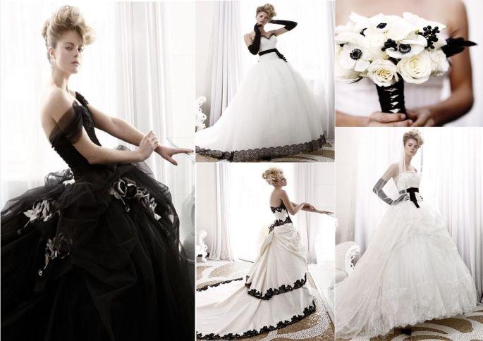 Matrimonio In Bianco E Nero : Matrimonio in bianco e nero