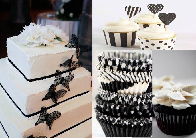 Matrimonio In Nero : Matrimonio in bianco e nero