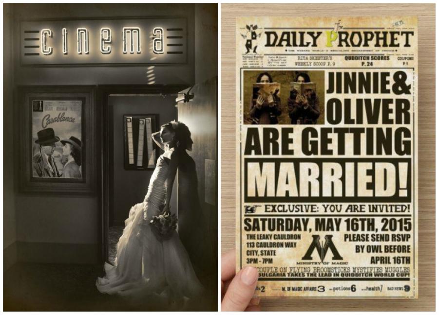 Matrimonio Tema Signore Degli Anelli : Come trovare l idea per il tuo matrimonio a tema