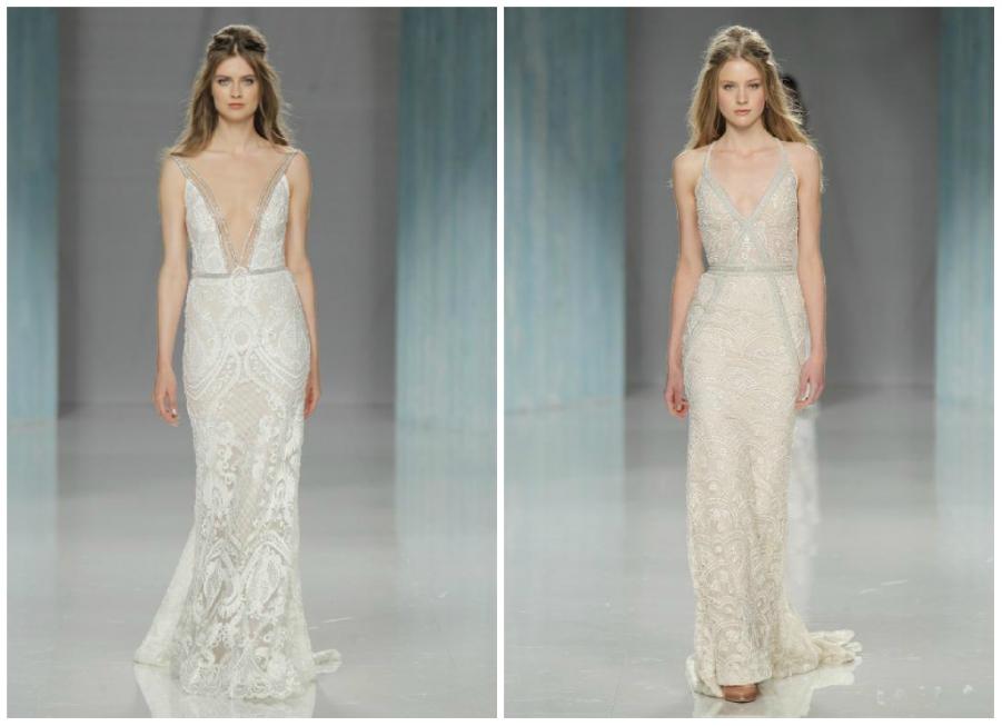 4ce22a030e29 La sposa del 2018  le collezioni della Barcelona Bridal Week