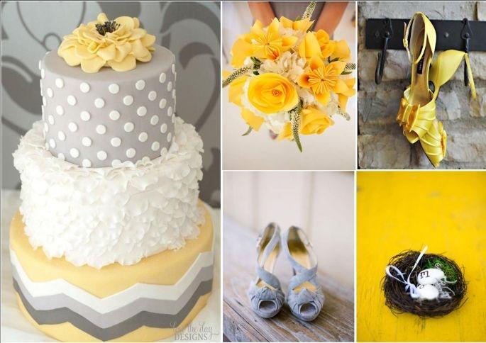 Matrimonio In Giallo E Bianco : Matrimonio in giallo