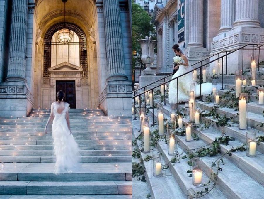 Anniversario Matrimonio A New York.Un Matrimonio A Tema New York