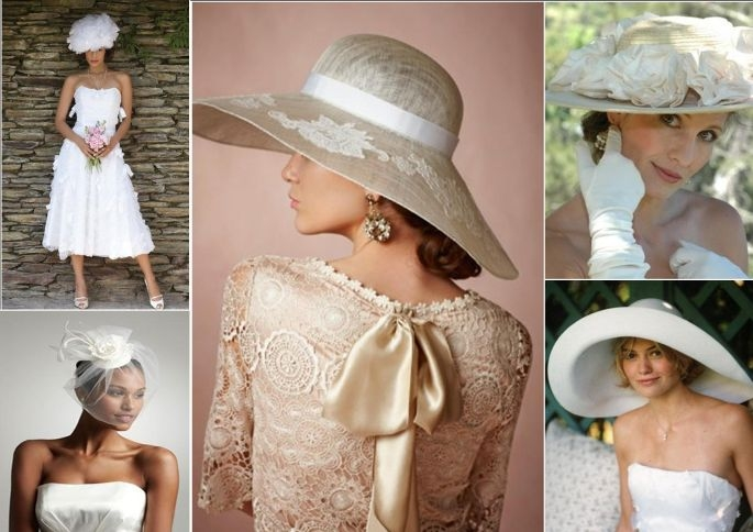design raffinato completo nelle specifiche doppio coupon Sposa con cappello? Ecco come portarlo