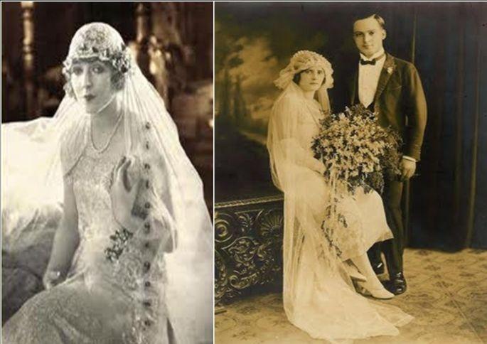 Abiti Da Sposa 1900.Vintage Uno Stile Per Ogni Decade Prima Parte