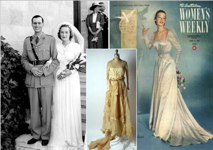 Scarpe Sposa Anni 40.Vintage Ogni Decade Uno Stile Seconda Parte