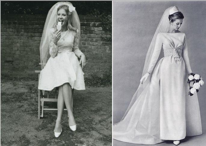 Scarpe Da Sposa Anni 60.Vintage Ogni Decade Uno Stile Seconda Parte