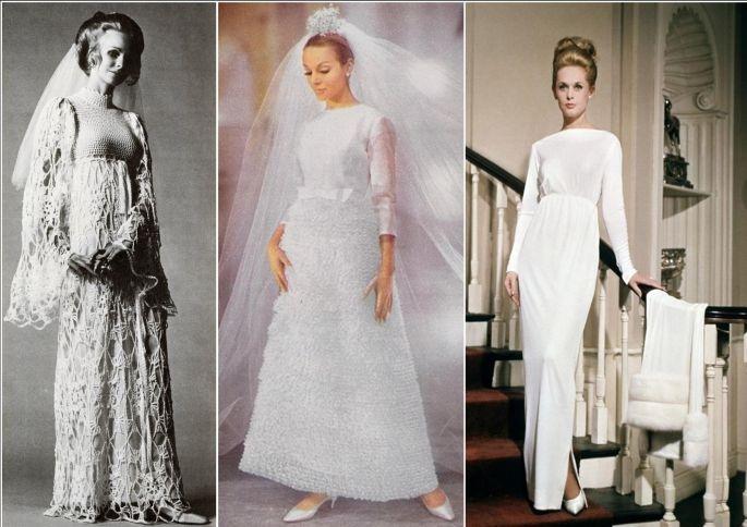 Abiti Da Sposa Anni 60 Foto.Vintage Ogni Decade Uno Stile Seconda Parte