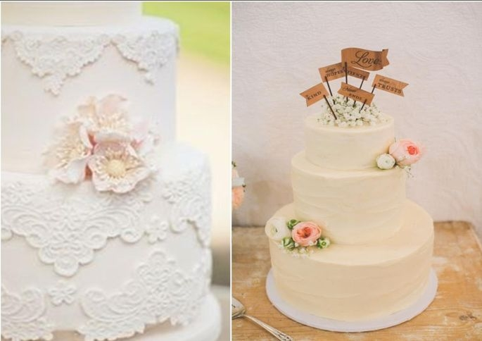Torte nuziali? Foto, stili, idee per la tua wedding cake
