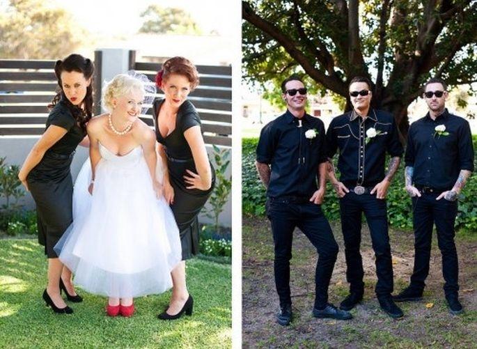 Matrimonio Tema Rock And Roll : Matrimonio rock n roll