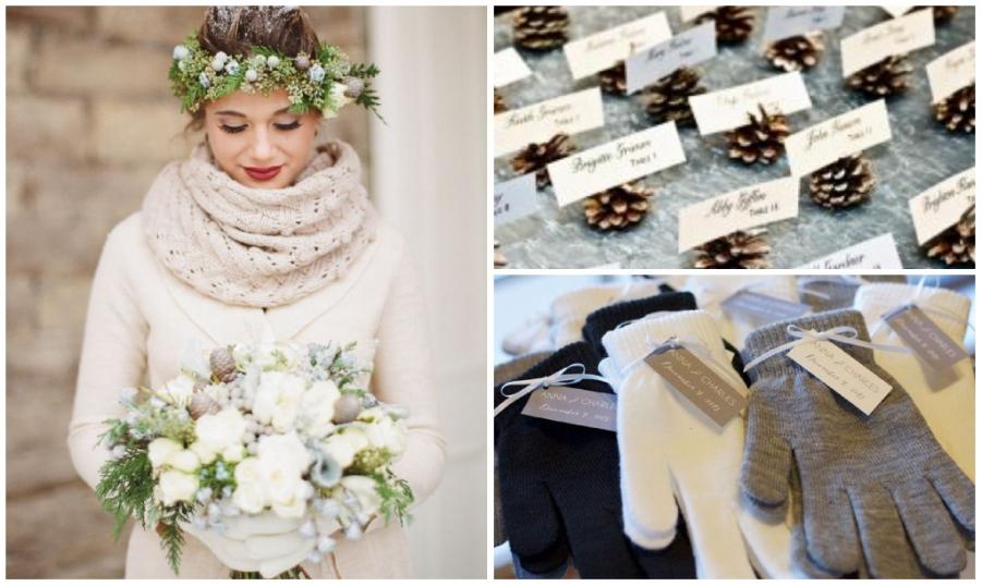 Bomboniere Matrimonio Tema Natalizio : E già natale il matrimonio in bassa stagione